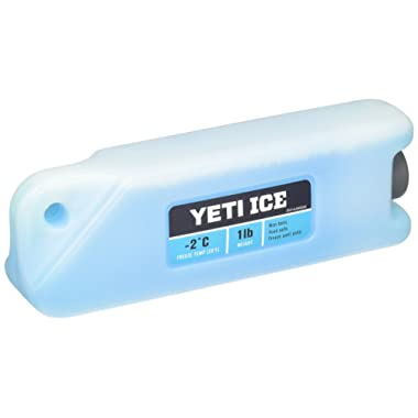YETI ICE 1 lb. Refreezable Reusable Cooler Ice Pack