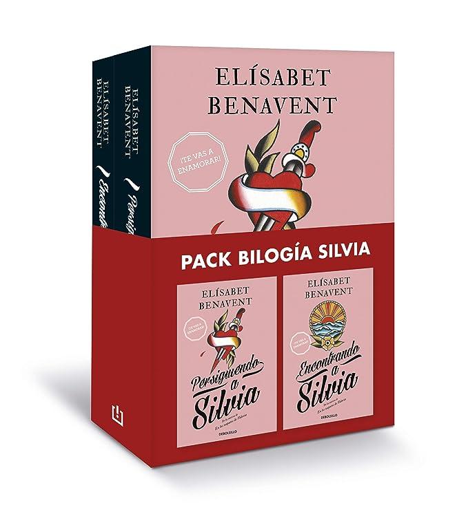 Pack Bilogía Silvia (contiene: Persiguiendo a Silvia   Encontrando a Silvia): 26200 (Best Seller)