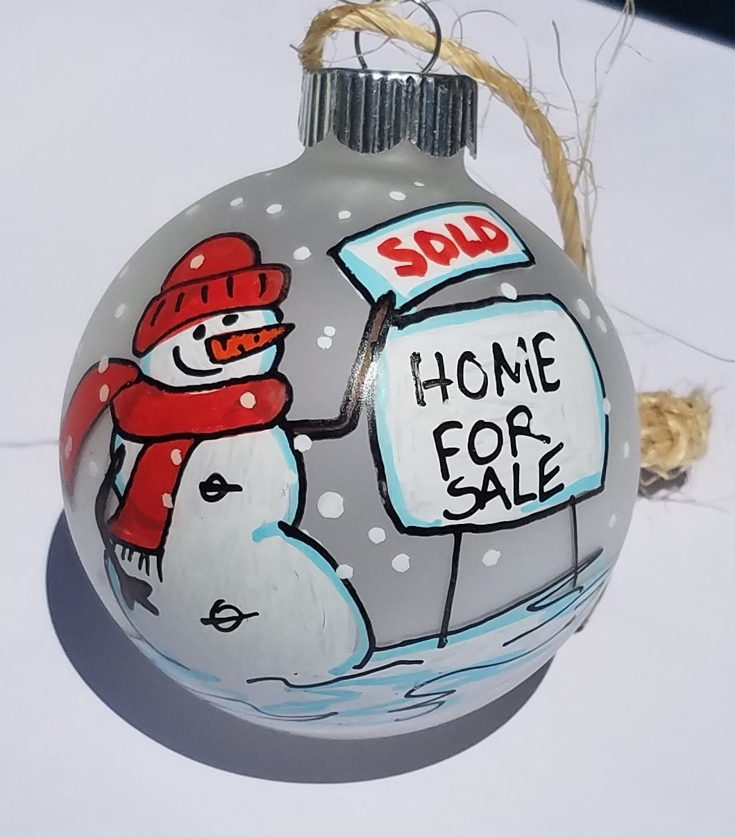 Realtor Ornament 2017