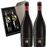 イネディットギフトセット750ml×2本 BOX付き スペイン産高級ビール 包装済み 御中元 ギフト プレゼント