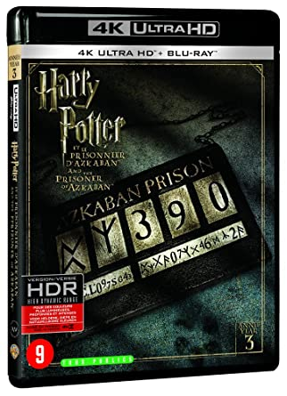 Amazon Com Harry Potter Year 3 The Prisoner Of Azkaban Movies Tv