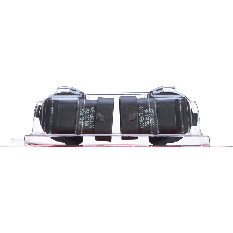 Amazon.com: EiKO 9006CVSU2 9006 Clear Vision PRO Halogen Replacement Bulb, (Pack of 2): Automotive