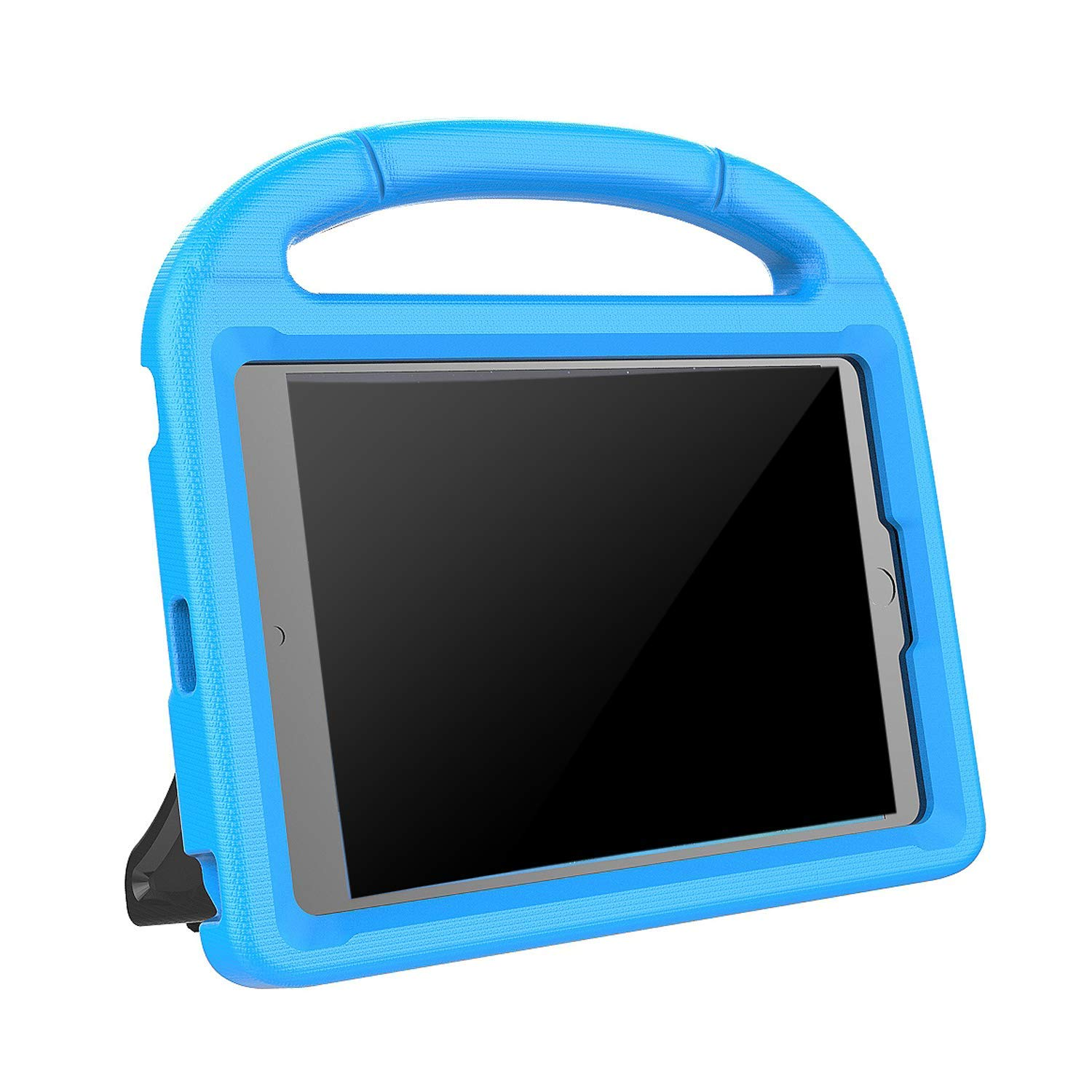 LEDNICEKER Kids Case for iPad Mini 1 2 3 4 5 - Light Weight Shock Proof Handle Friendly Convertible Stand Kids Case for iPad Mini, Mini 5, Mini 4,iPad Mini 3rd Generation, Mini 2 Tablet - Blue