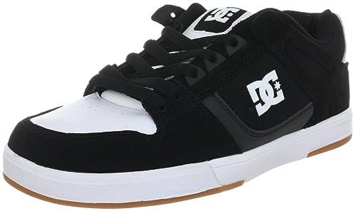 DC Shoes 303208 - Zapatillas de Skate de Cuero para Hombre, Color Negro, Talla 44: Amazon.es: Zapatos y complementos