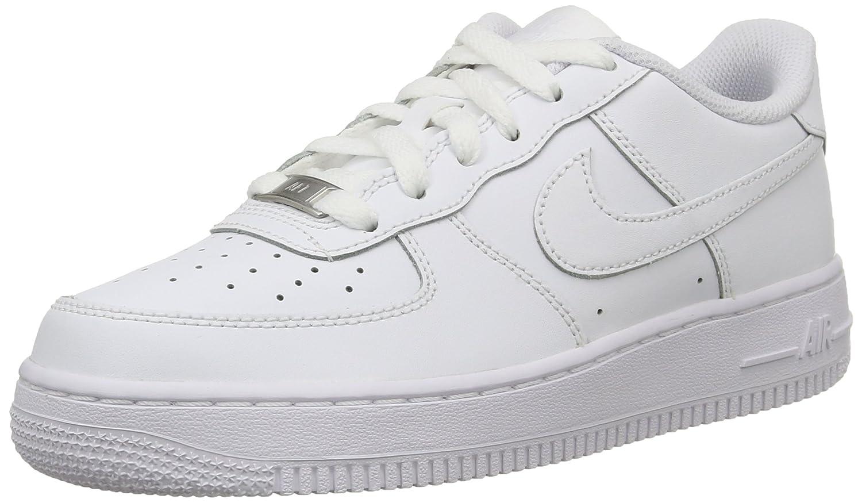 NIKE Unisex's Air Force 1 (Gs) Gymnastics Shoes 314192
