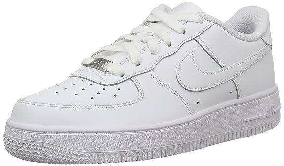 nike air force 1 gs sneaker unisex bambini