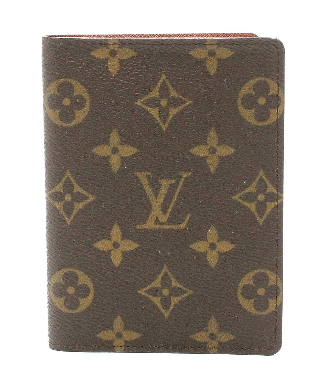 [ルイ ヴィトン] LOUIS VUITTON モノグラム クーヴェルトゥール パスポール パスポートカバー パスポートケース M60181 B07D48D3NV