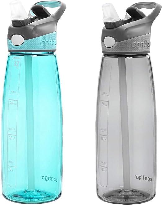Contigo 32oz Autospout Addison Water Bottles 2 Pack