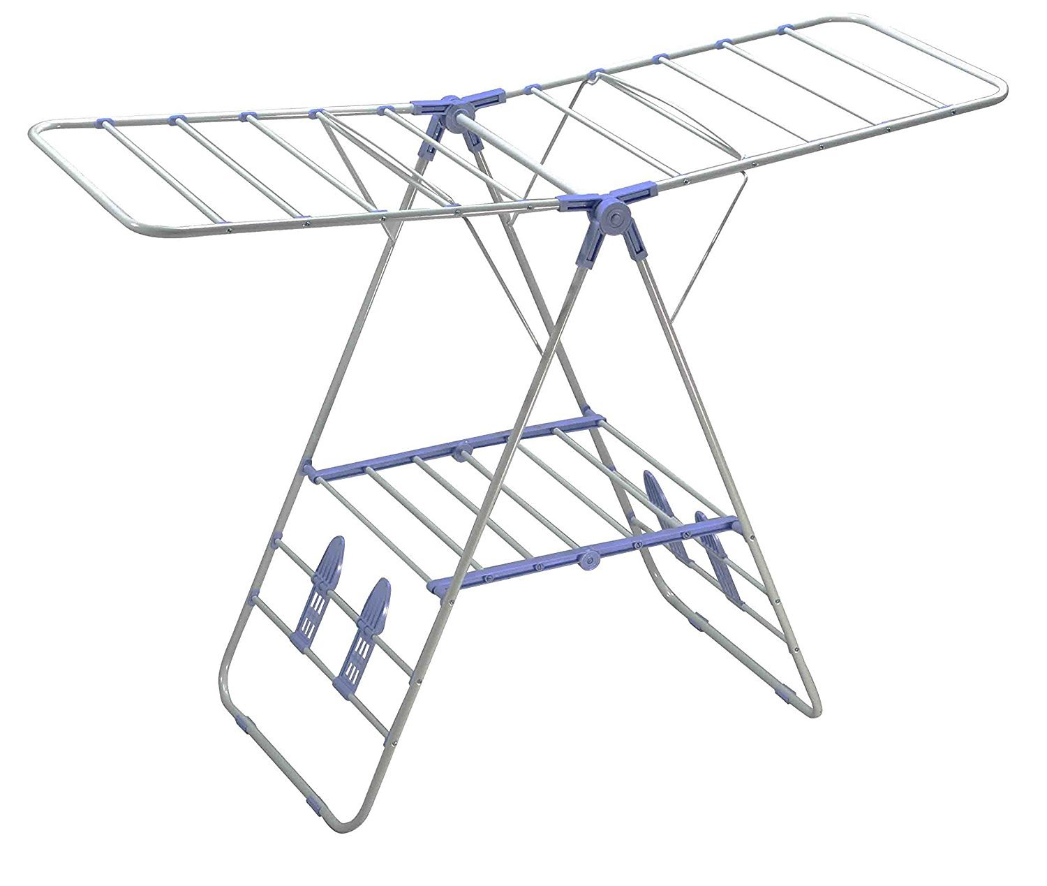 Sunbeam Folding Collapsible Clothes Drying Rack