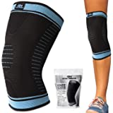 Gym Needs Knee Sleeve | Compression Knee Sleeve for Knee Support | Compression Knee Brace for Men & Women | Sports Knee Brace