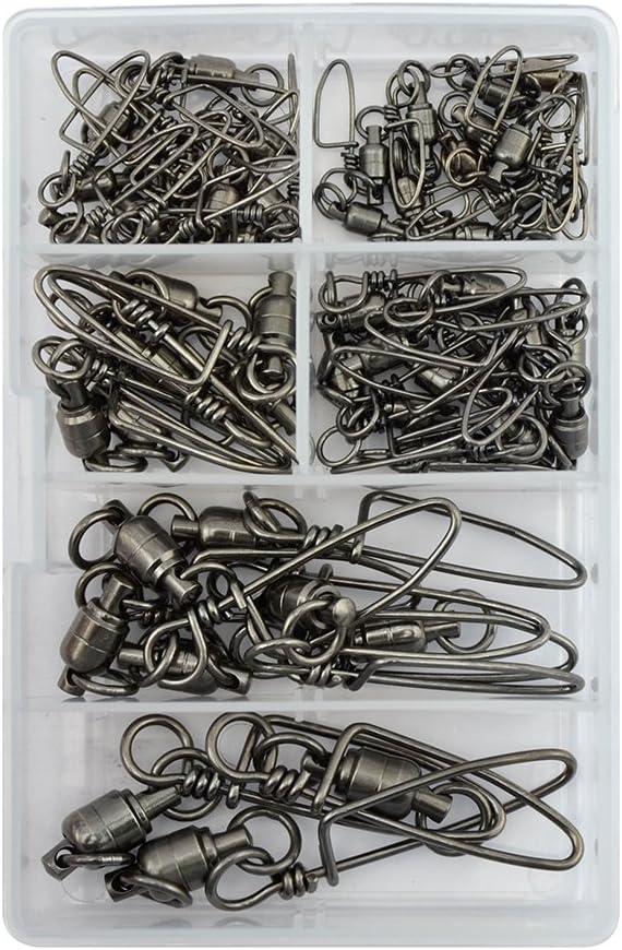 American Fishing Wire Brass Swivels
