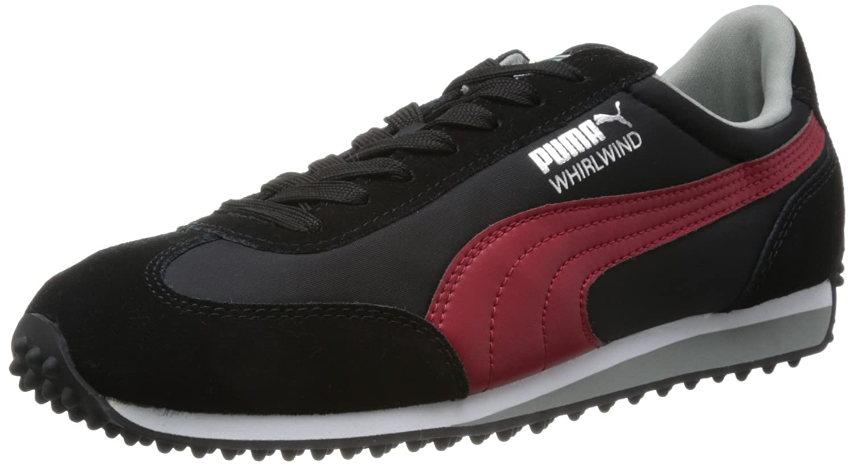 scarpe puma whilrlwind nero
