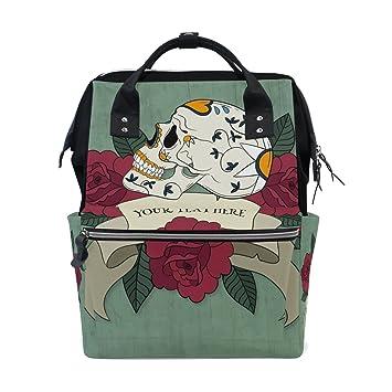 BENNIGIRY - Bolsa de pañales mexicana con diseño de ...