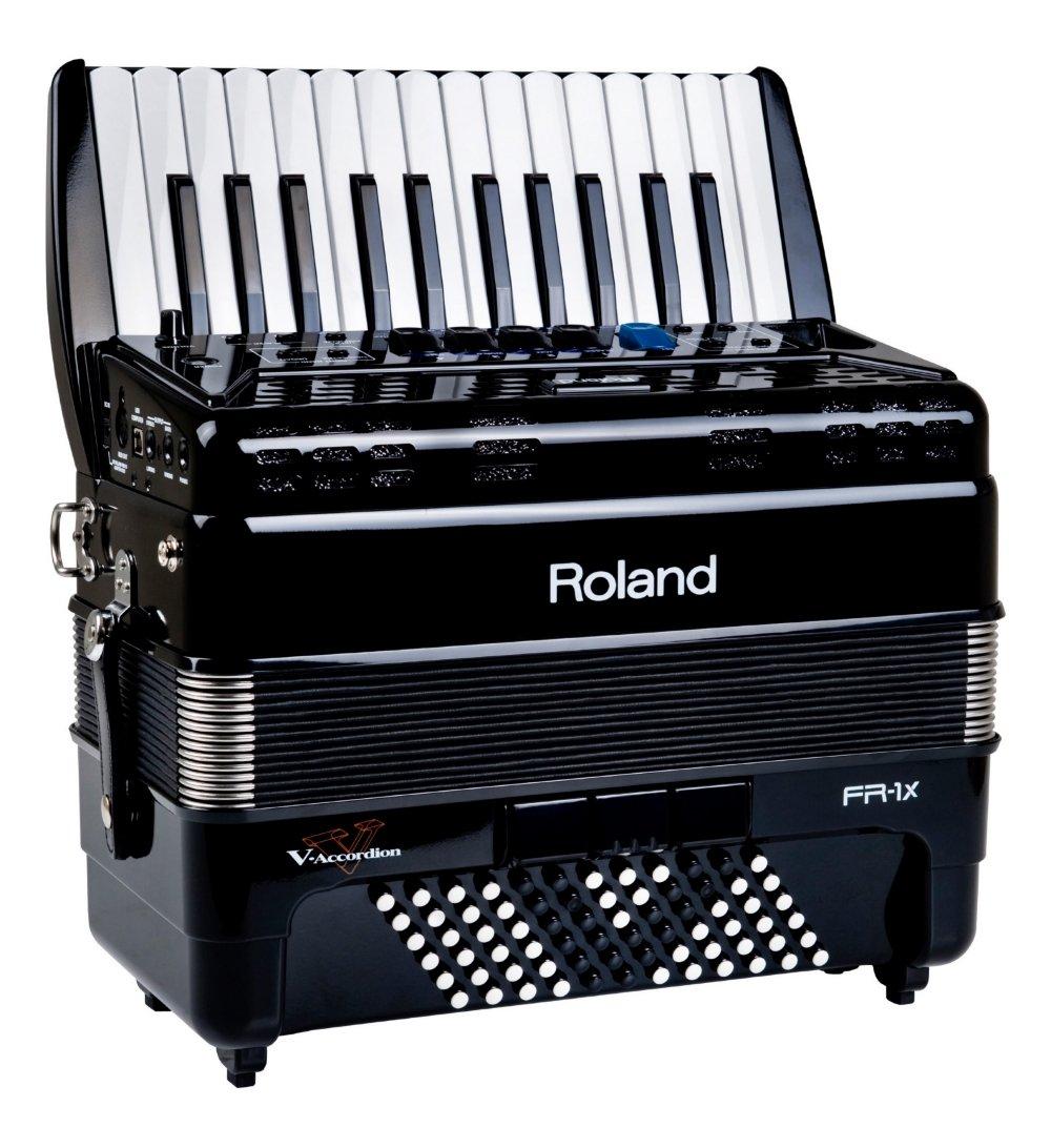数量は多 Roland ローランド Roland アコーディオン FR-1X RD レッド レッド B007FMZ46G B007FMZ46G BLACK BLACK, アサヒチョウ:979eca89 --- pardeshibandhu.com