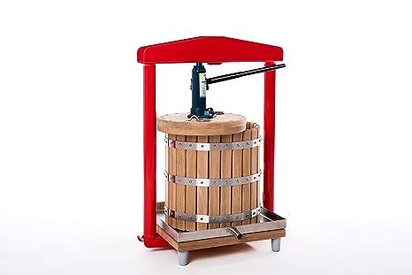 Prensa hidráulica GBP-30 - exprimidor de las manzanas, uvas, bayas, frutas, vino, sidra