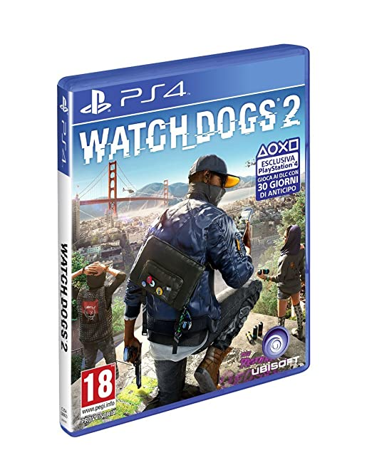 215 opinioni per Watch_Dogs 2- PlayStation 4
