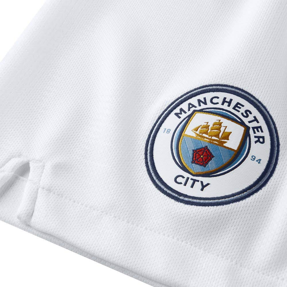 Nike Manchester City FC Stadium Home/Away Corto, Hombre: Amazon.es ...
