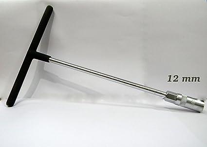 T Spanner TS-12 12mm Spanner (Black)