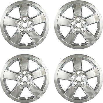 for Tiburon Fectory OEM OEM Wheel Hub Full Center Cap 4pcs