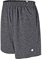 Champion Men's Rugby Shorts_Granite Heather_X-Large