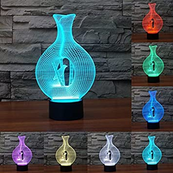 Amazon.com: Mystery - Lámpara de escritorio con iluminación ...