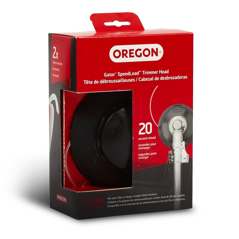 Oregon Gator SpeedLoad Sistema de Cabezal y línea para cortadoras ...