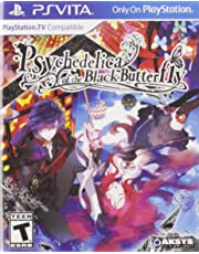Psychedelica of the Black Butterfly (PlayStation Vita)