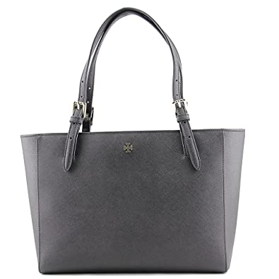 c18fbd8a9328 Tory Burch Women s York Small Buckle Tote