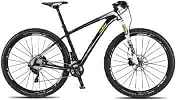 KTM Myroon Elite 29 Mountainbike 2015, carbon blanco amarillo neno ...