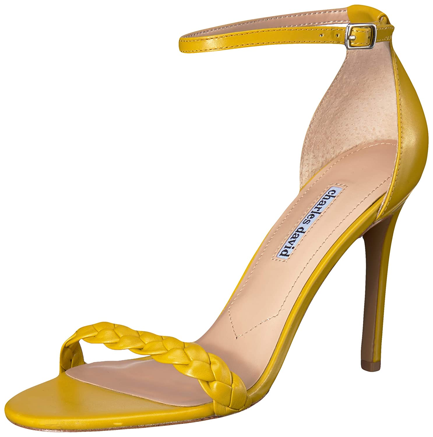 Sunshine Charles David Womens Camomile Pump