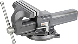 Bench Vise To To Install The Pieces In Place, 8 Inch - Sfmg200