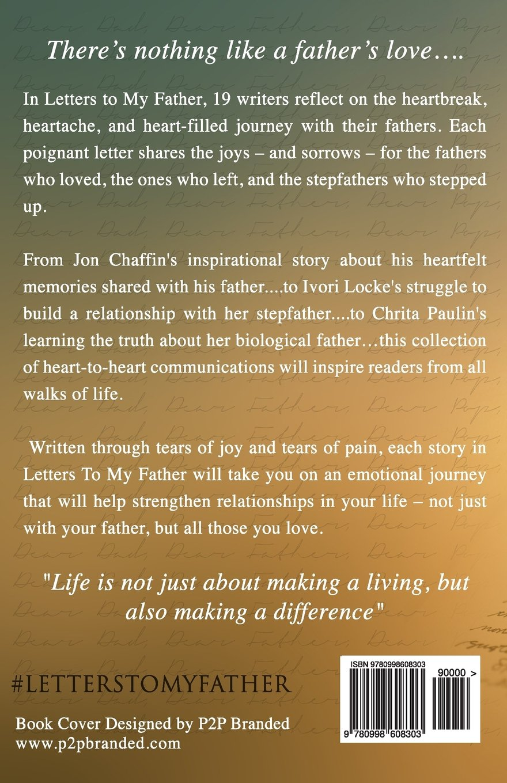 Letters to My Father: Tammy Jurnett Lewis, Nyenye Jordan