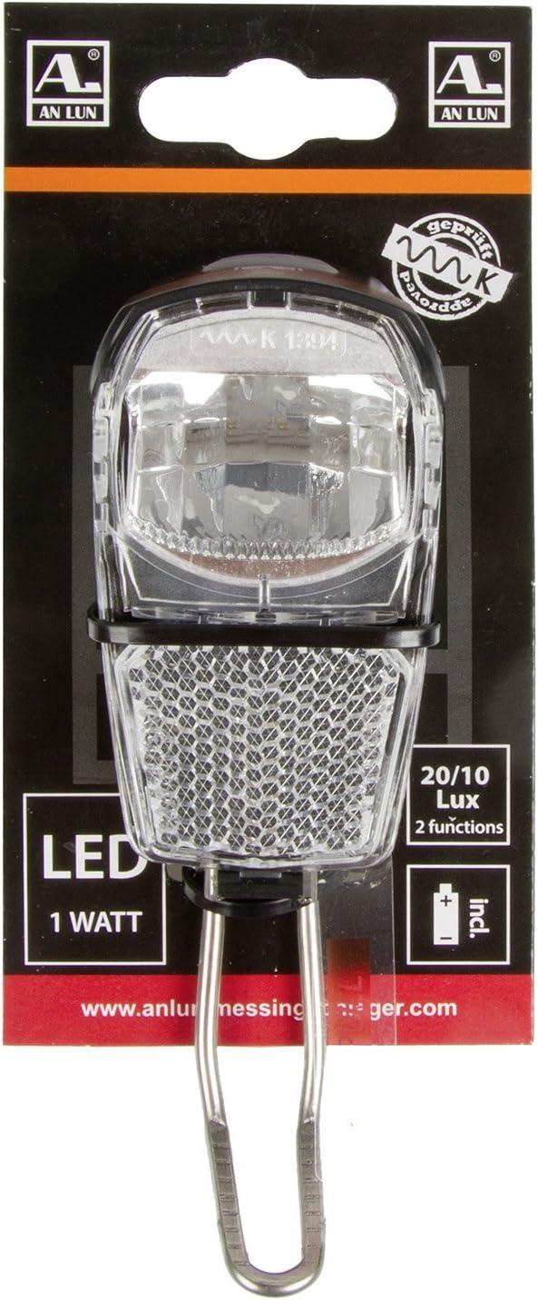 ANLUN Batteriescheinwerfer Frontscheinwerfer 20//10 LUX