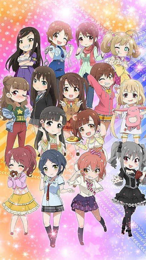 アイドルマスター シンデレラガールズ劇場 XFVGA(480×854)壁紙 画像64065 スマポ