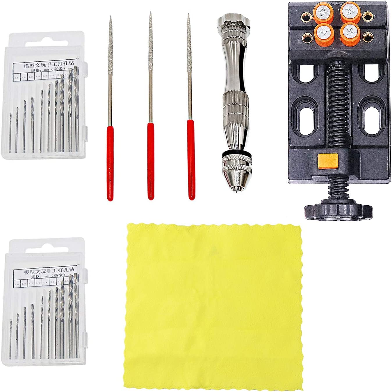 for Home DIY Drilling Holes Bicaquu Made of High Speed Steel Material Impact Drill, Drilling Hole Tool