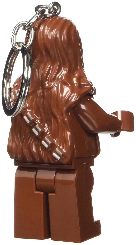 LEGO Star Wars - Llavero Linterna Chewbacca: Amazon.es ...