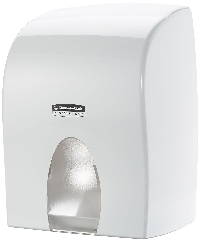 Distributeur dEssuie-mains pli/és interfoli/és Double KIMBERLY-CLARK PROFESSIONAL* Blanc