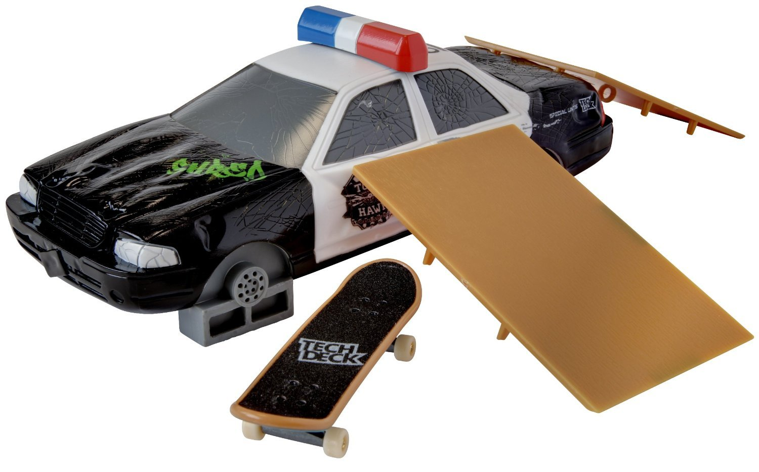 Tech Deck Tony Hawk Shred FX Ramp by Tech Deck