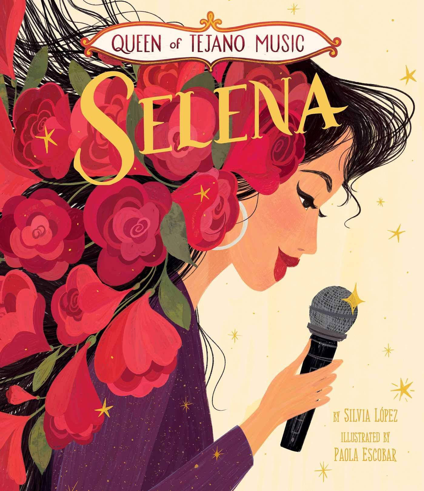Amazon.com: Queen of Tejano Music: Selena: 9781499811421: López, Silvia,  Escobar, Paola: Books