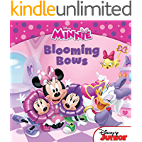 Minnie:  Blooming Bows (Disney Storybook (eBook))