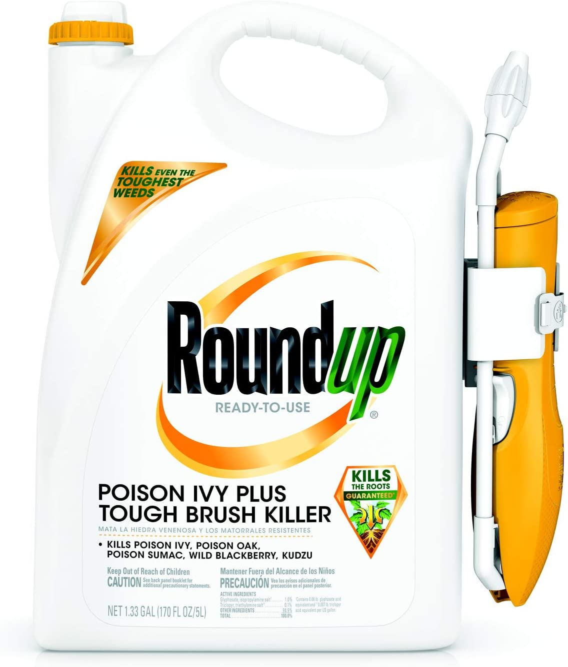 RoundUp Ready-to-Use Poison Ivy Plus Tough Brush Killer