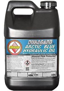 Amazon com: Duragard Arctic Blue Hydraulic Fluid - 5 Gallon