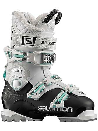 Blanc Salomon Quest Taille Chaussures Access L Ski Xf White QCxthrsd