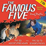 Five Go Adventuring Again & Five Go to Demon's Rocks (Famous Five, Band 1)