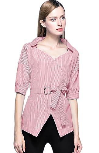 JOTHIN - Camisas - cuello en V - para mujer