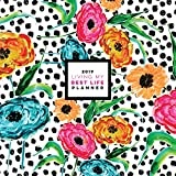 Best TF Publishing Family Planners - 2019 Blooming Dots Large Best Life Monthly Planner Review