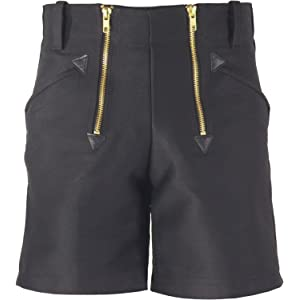 FHB Zunft-Shorts Rips-Moleskin WIM 10033 20-schwarz