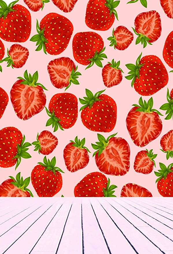 8x12 FT Vinyl Photography Backdrop,Abstract Colorful Natural s in Many Sizes Kitchen Fruits Symbolic of Knowledge Background for Party Home Decor Outdoorsy Theme Shoot Props