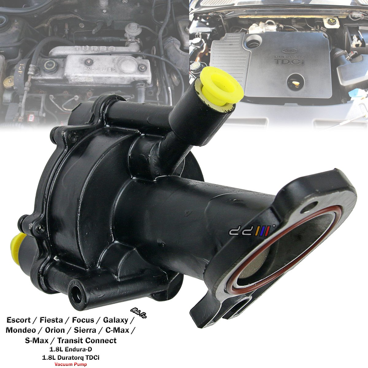 Engine Vacuum Pump For Escort Fiesta Focus Mondeo 1.8 TDDI TDCI Diesel 1119420
