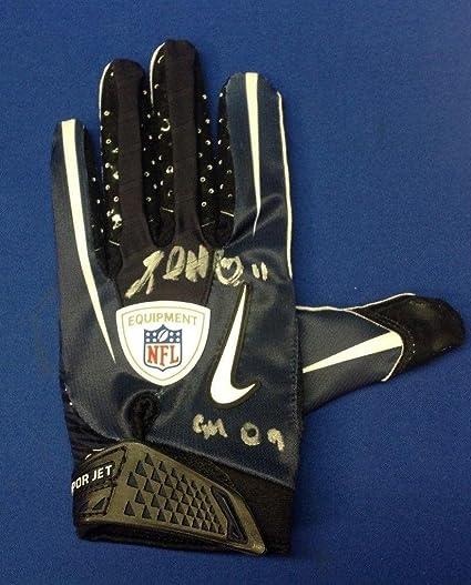 9fac7abea Legedu Naanee Signed Game Worn Glove PSADNA COA  AA54424 - NFL ...